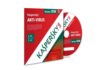 Kaspersky Anti-Virus 2020 OEM (1 poste - 1 an)