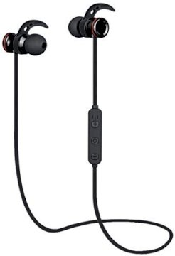 Ecouteurs Sport Bluetooth Liberty'Fit * MIC-BT02P *