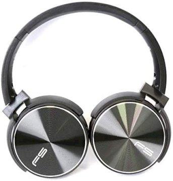 Platinet FH0917B Casque Bluetooth noir
