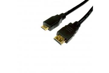 Cordon HDMI à Mini HDMI Mâle-Mâle  1.5M Boite * DCU 305003 *