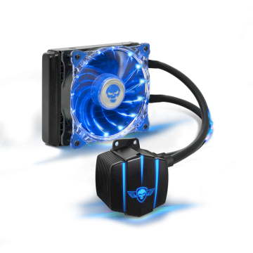 Kit Watercooling CPU LiquidForce LED 120  TOUT INTEL ET AMD * SOG-LC120BL*