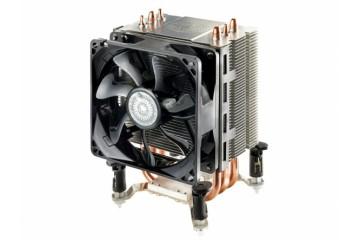 Ventirad Cooler Master Hyper TX3 EVO Soc Intel/AMD -30Db * RR-TX3E-22PK-R1 *
