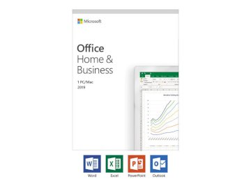 MAIL Microsoft Office Home Business 2019 (Word,Excel,Powerpoint,Onenote,Outlook)