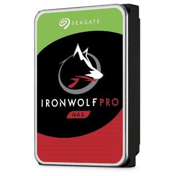 DD Interne 3,5 Seagate IronWolf Pro 8 To  - 256Mo *Seagate  ST8000NE0004 *
