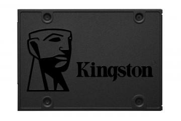 SSD  2,5 480Go SATA III A400  Read:500mb / Write:320mb *Kingston  SA400S37/480 *