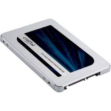 SSD Crucial MX500 - lecteur a etat solide - 500 Go - SATA 6Gb/s