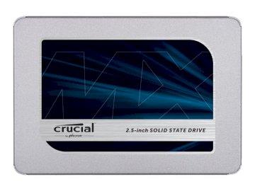 SSD Crucial MX500 - lecteur a etat solide - 2000 To - SATA 6Gb/s