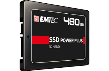SSD Emtec X150 - lecteur a etat solide 2.5 - 240 Go * ECSSD240GX150 *