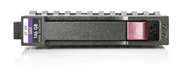 Disque SAS - 146 go - echangeable a chaud - 2.5 - 15000 t/min * HP 512547-B21