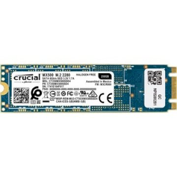 Crucial MX500 - M.2 - 250 Go - interne - SSD * CT250MX500SSD4  *