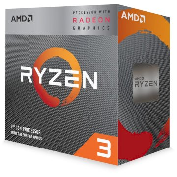 Processeur AMD RYZEN 3 3200G 3.6GHZ  SKT AM4 *  YD3200C5FHBOX *
