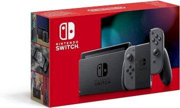 Console Nintendo Switch avec paire de Joy-Con