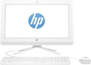 Ordi HP 20c010nf AIO20 E2-7110 4Go 1To  W10 Blanc