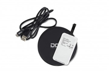 Chargeur induction boite avec IQ card Iphone et Android * DCU 37150015 *