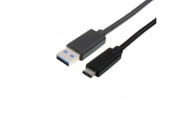 Convertisseur USB 3.1 type C vers Type A 1M  * DCU 391160 *