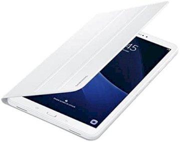 Cover Book pour Samsung Galaxy Tab A 2016 10.1 Blanc