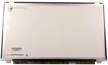 Dalle 15.6 LED Slim 30pins 1366x768 Conn droite Fix HB Brillante B156XTN03.1