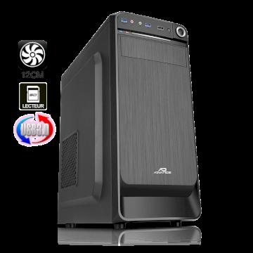 Boitier mATX/ATX Origin 8615B30 1xUSB3  2x USB2 sans alim