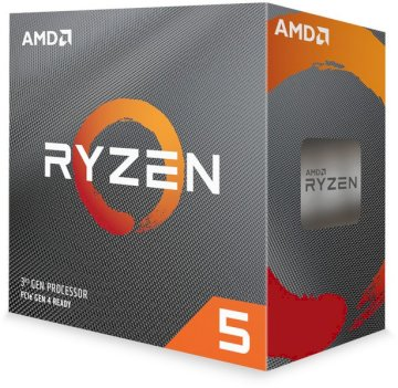 Processeur AMD RYZEN 5 3400G 3.7GHZ  SKT AM4 4MO 65W WOF IN