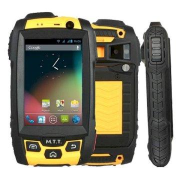 M.T.T. Smart Max 4.1  Dual SIM 3G android Noir 3.2