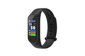 Smartwatch Bracelet Fitness Noir * DCU 34158000 *