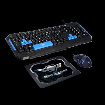 Pack Spirit Of Gamer Pro-MK6  clavier + souris + tapis