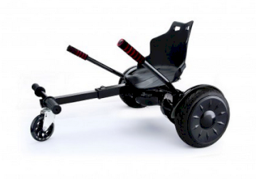 Wepode V4 2x300W max 10km/h Autonomie 16Km - Pneus 8,5 Noir + WE Kart 2