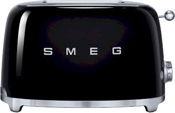Grille Pain Toaster 950W 2 fentes Noir * SMEG TSF01BLEU *