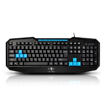 Clavier USB filaire gamer * Spirit of Gamer CLA-G832 *