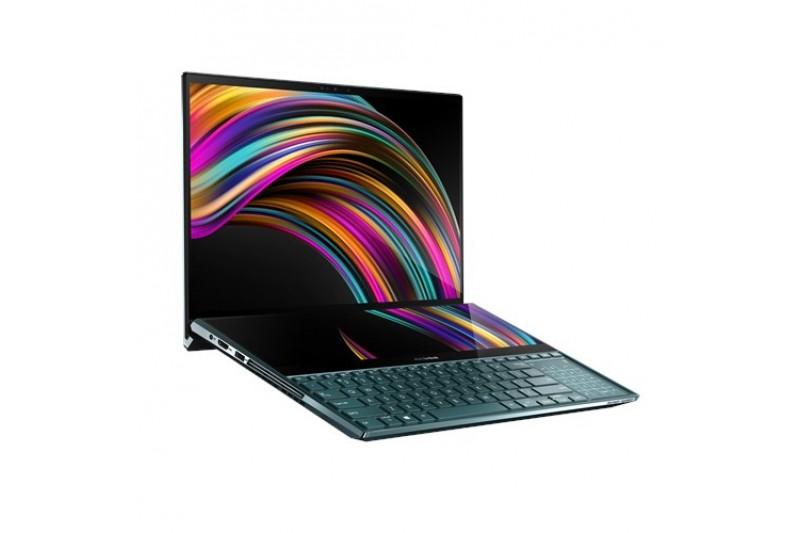 ASUS 16 ZenBook Pro Duo UX581GV H2001  I9 9980U  32go 1To ssd RTX2060  W10pro