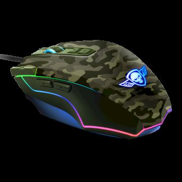 Souris Spirit Of Gamer Elite-M50 Army Edition * Spirit of gamer S-EM50A *