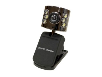 Webcam avec led et vision de nuit *  WEBCAM003  *