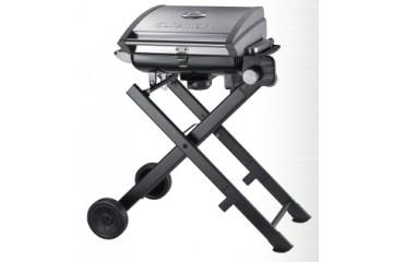 barbecue gaz.35x46.1brul.inox. CUISINART BQ 400 E
