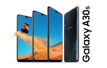 Samsung GALAXY A30 S  Android  4G 64Go 6.4 noir double sim