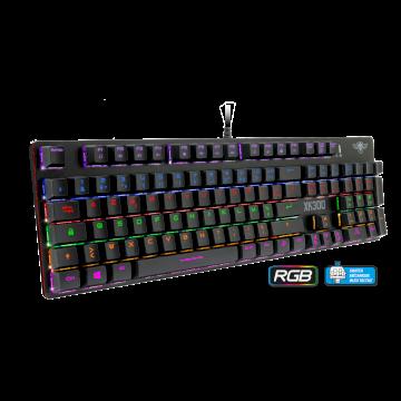 Clavier USB filaire gamer retroeclairage Mecanique*Spirit of Gamer CLA-XK300*