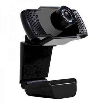 UPTEC - Webcam avec micro à clip - FULL HD 2MP - USB 2.0