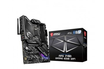 MSI Z490 Gaming Edge Wifi  ATX LGA1200 USB3.2 M.2 Z490 DDR4