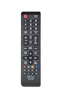 TÉLÉCOMMANDE UNIVERSELLE pour Télévision Samsung * DCU 30901050 *