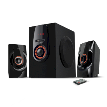 SoundPhonic 2.1 LED Display - 14W RMS  * Advance SP-299  *