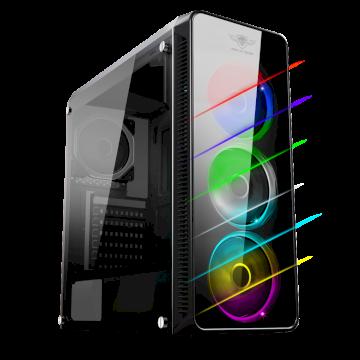 Boitier DEATHMATCH 7  RGB Edition  mATX/ATX sans alim* 8805RGB *