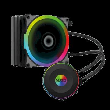 Watercooling M.RED WaterCooling AIO 120mm RGB Rainbow - AIRW-12