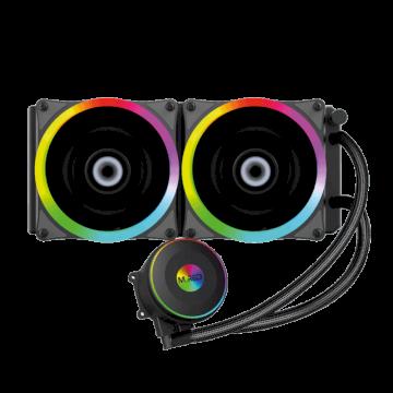 Watercooling M.RED WaterCooling AIO 240mm RGB Rainbow - AIRW-24