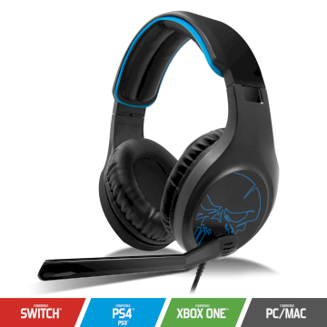 Casque Elite H20 Jack 3.5 mm  Multi plateforme  *Spirit Of Gamer MIC-EH20 *