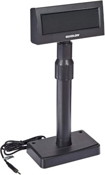 Bixolon Afficheur LCD USB noir pour Caisse
