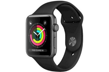 Apple Watch Series 3 (GPS) -alu Gris 8go 38 mm * MTF02ZD/A *