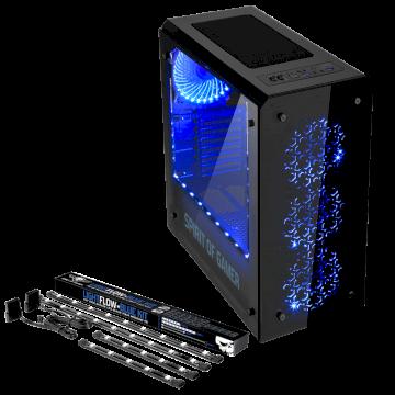 Kit Barres LED LightFLow Bleues * SOG-MLL1BL *