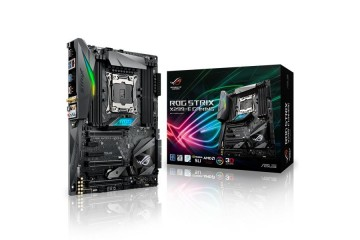 ASUS ROG STRIX X299-E GAMING  ATX - LGA2066 Socket - raid - USB 3.0