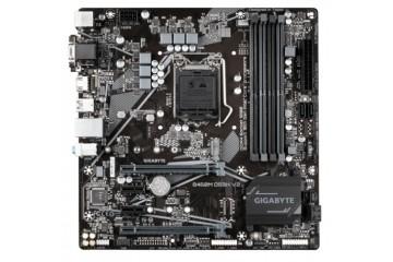 Gigabyte   B460M DS3H V2 mATX LGA1200 USB3.0 M.2 H410 DDR4 VGA DVI HDMI