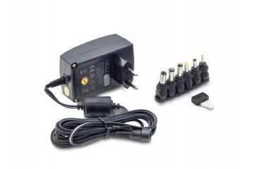 ALIMENTATION COMMUTEE 27W 8 CON & USB. 2.25A * DCU 37200065 *