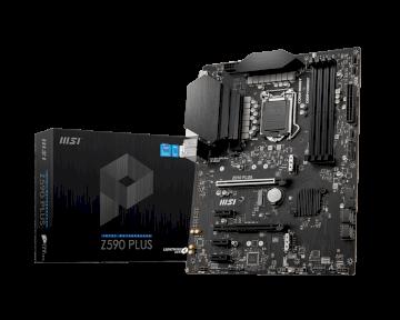 MSI Z590 Plus ATX LGA1200 USB3.2 M.2 Z590 DDR4